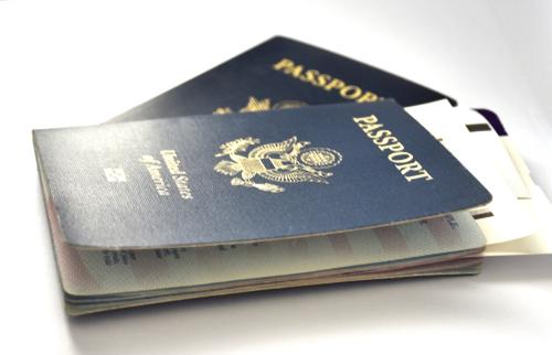 damaged passport