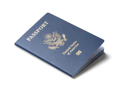 A new passport with full passport validity